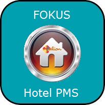 Fokus Hotel PMS Software